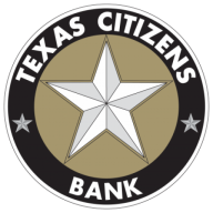Texas Citizens Bank, National Association Logo