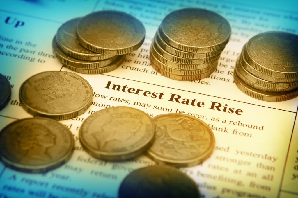 Federal interest rates rise in 2018