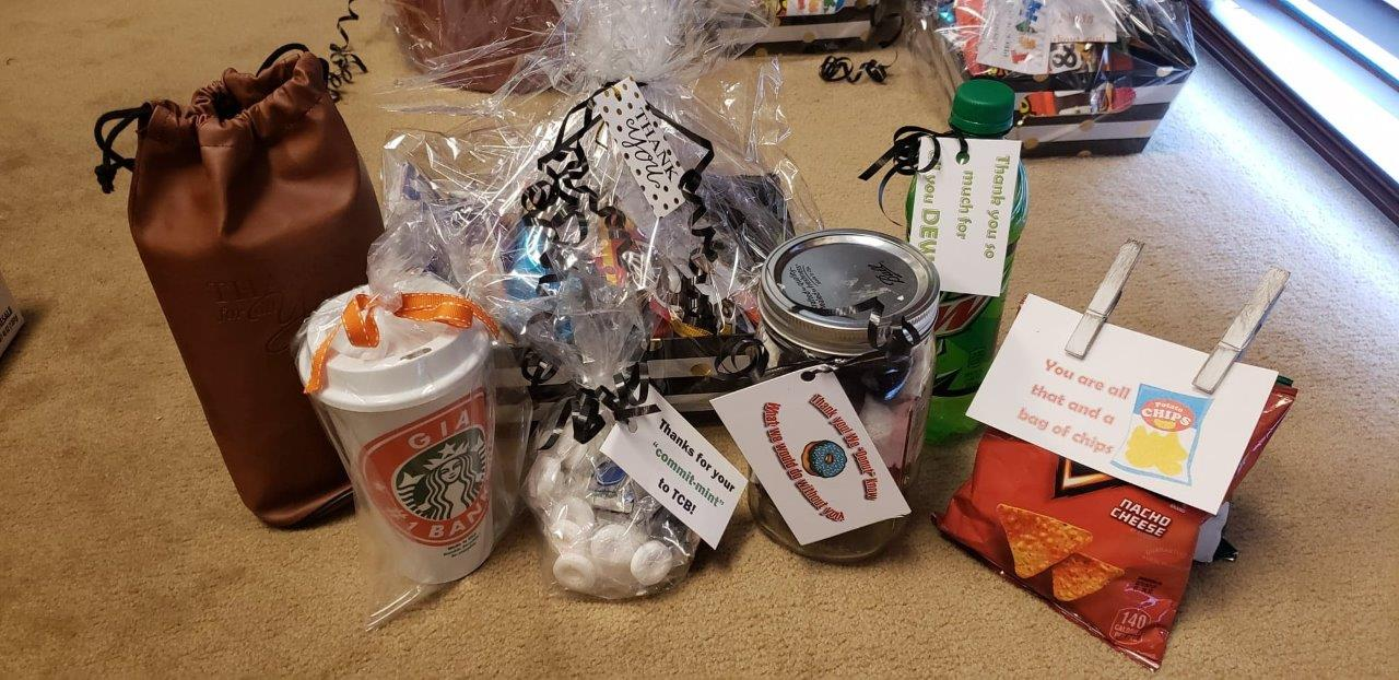 Banker Appreciation Day gifts