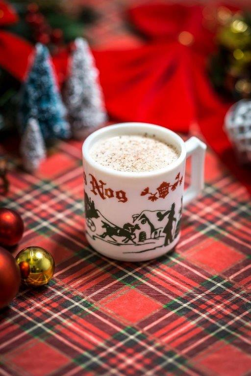 Preamble Lounge & Craft House Christmas Egg Nog