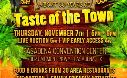 Pasadena Taste of the Town - 2019
